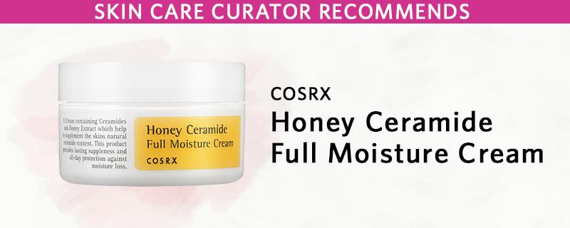 Honey Ceramid Full Moisture Cream