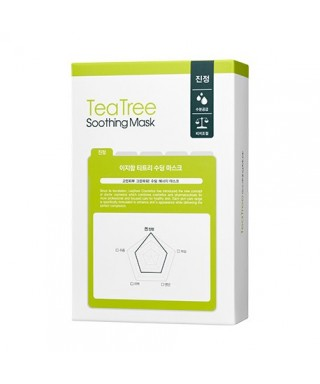 Tea Tree Soothing Mask (10 sheets)