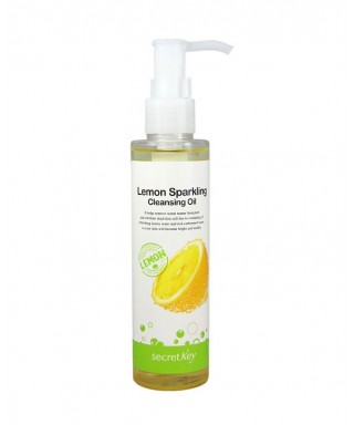 Secret Key Lemon Sparkling Cleansing Oil 150ml