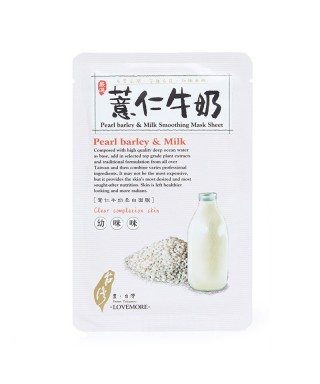 Pearl Barley and Milk