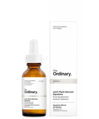 100% Plant-Derived Squalane 30ml
