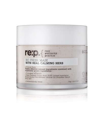 Fresh Mask With Real Calming Herb