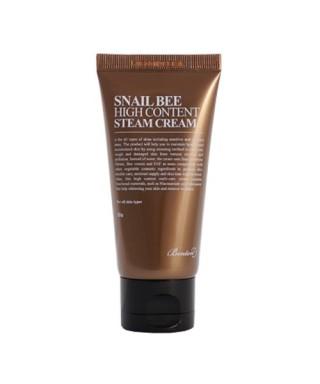 Snail Bee High Content Steam Cream