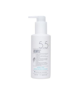Bubble Free pH Balancing Cleanser 250ml