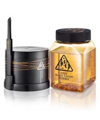 Gold Black Caviar Essence & Gold Tox Tightening Pack Kit