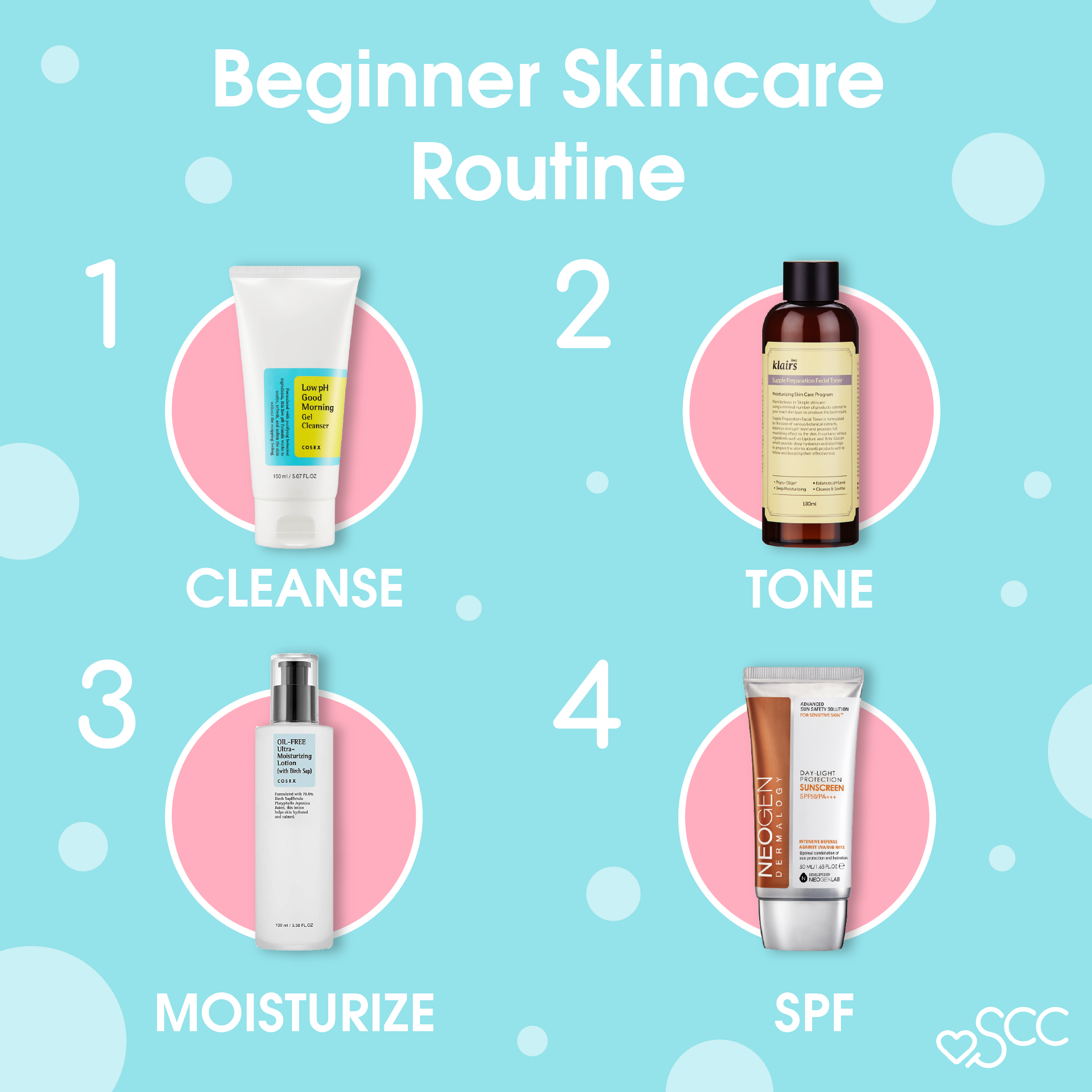 The Total Beginners Guide To Korean Skincare Our Recommended