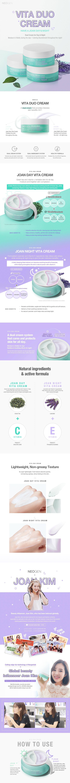 Neogen Vita Duo Joan Day & Joan Night Cream